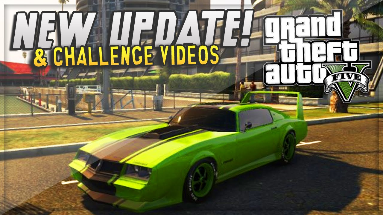 newest gta update