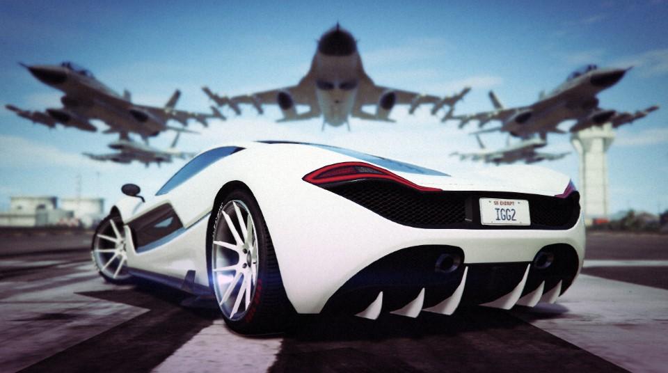 By SilverFox GTA Junkies - Cool cars gta