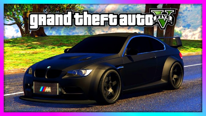 Gta Amazing Bmw Wide Body Kit Drift Handling Kit