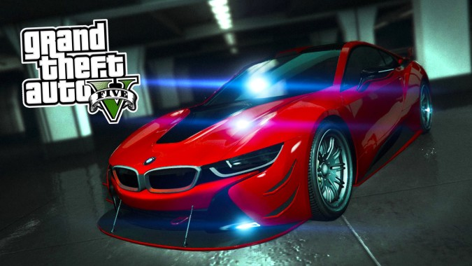 REAL LIFE CARS MOD #4! GTA 5 Real Cars Mod