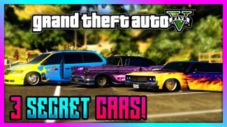 share - Gta V Secret Cars