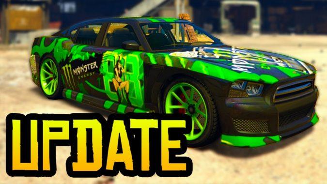 gta 5 dlc update secret car coming to bennys mod shop in gta 5 online dlc info gta junkies - Gta V Secret Cars