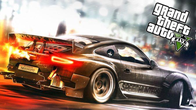 Gta Epic Porsche Drift Montage Gta Junkies