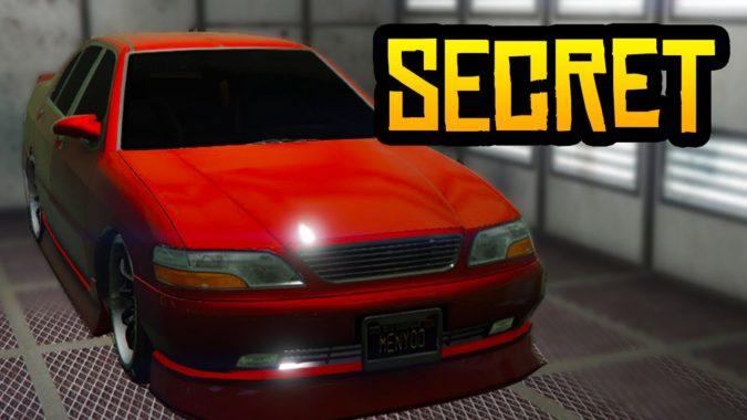 GTA Online SECRET CAR IN GTA Bravado Feroci Gameplay - Cool cars gta 5 online