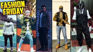 GTA Online FASHION FRIDAY! THE BEST OUTFITS! (RNG Outfits Snipers Corkers u0026 More) u2013 GTA Junkies