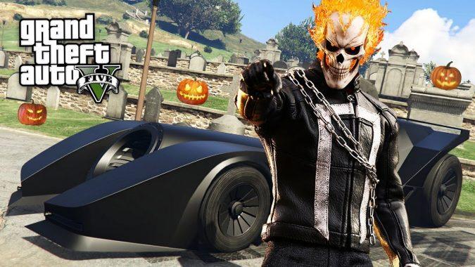 GTAOnline Halloween DLC + Batmobile – GTA Junkies