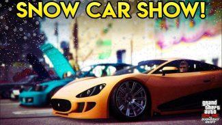 Car Show Gta Junkies